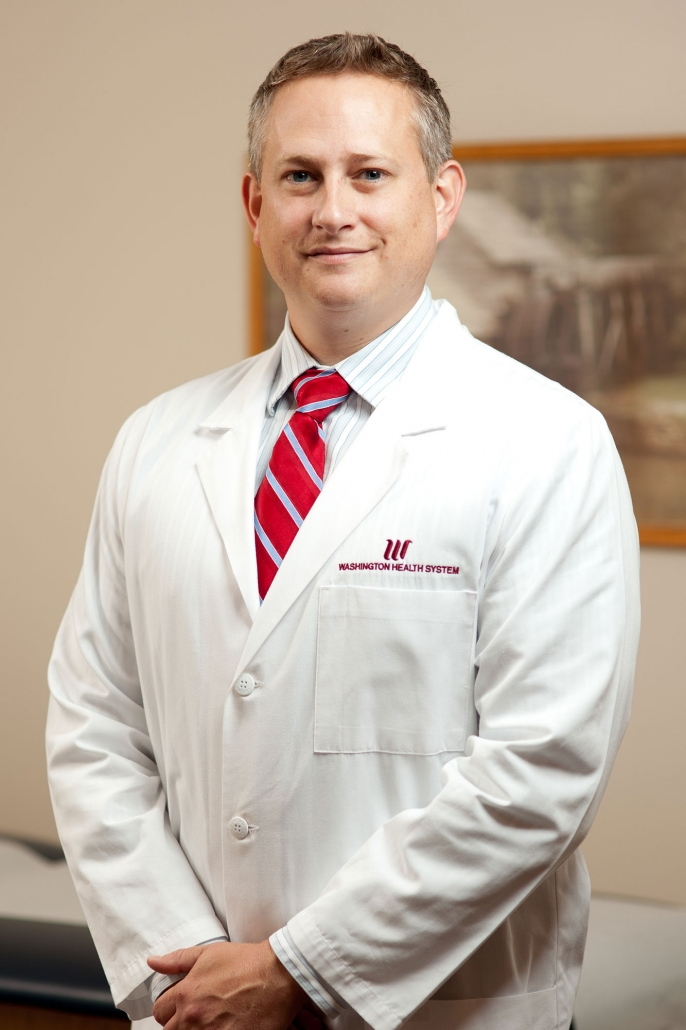 Photo of Scott D. Leslie, M.D.