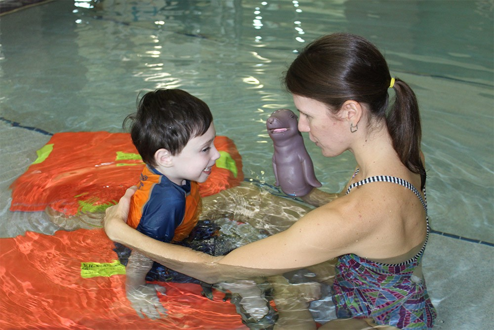 Aquatics Therapy