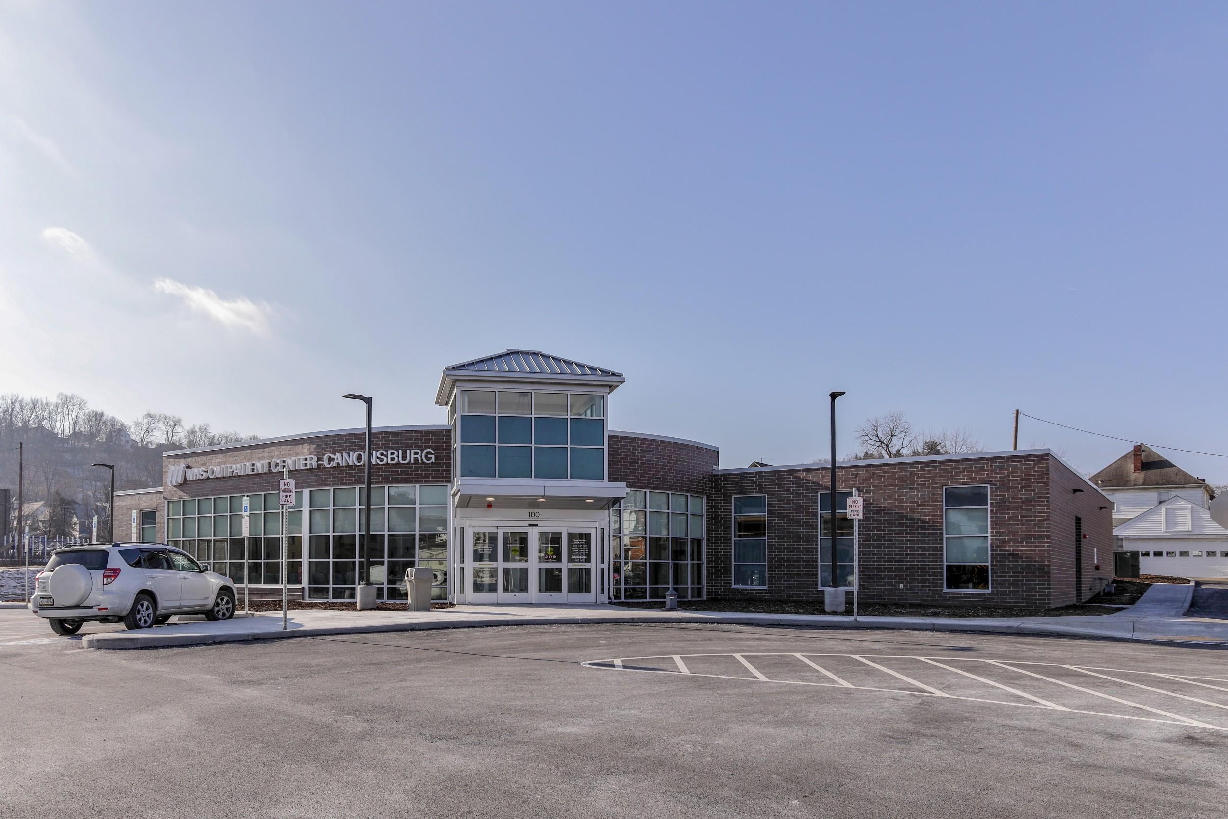 Canonsburg Outpatient Center Building