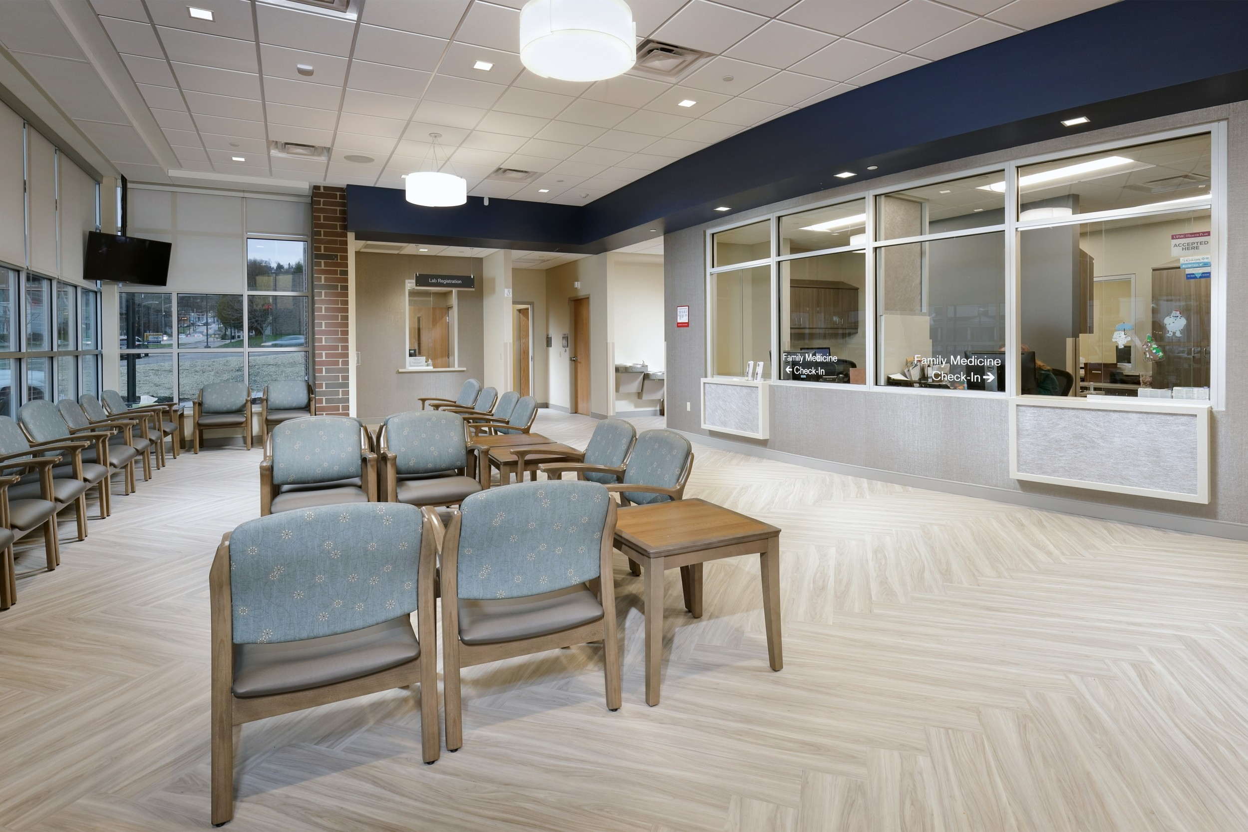 Canonsburg Outpatient Center Waiting Room