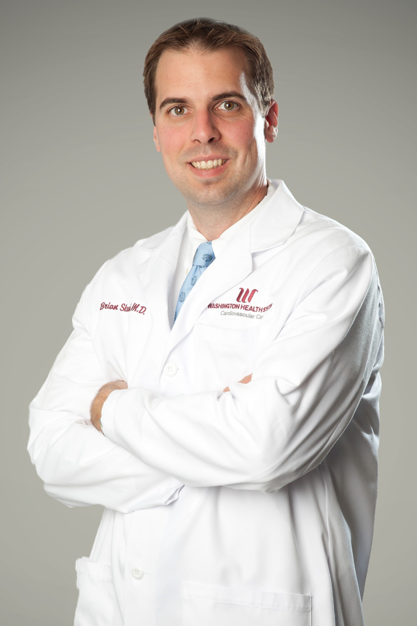 Photo of Brian A. Staub, M.D.