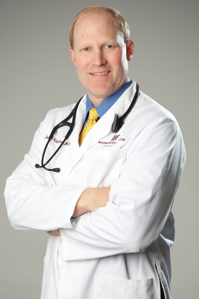 Photo of James Richardson, M.D.
