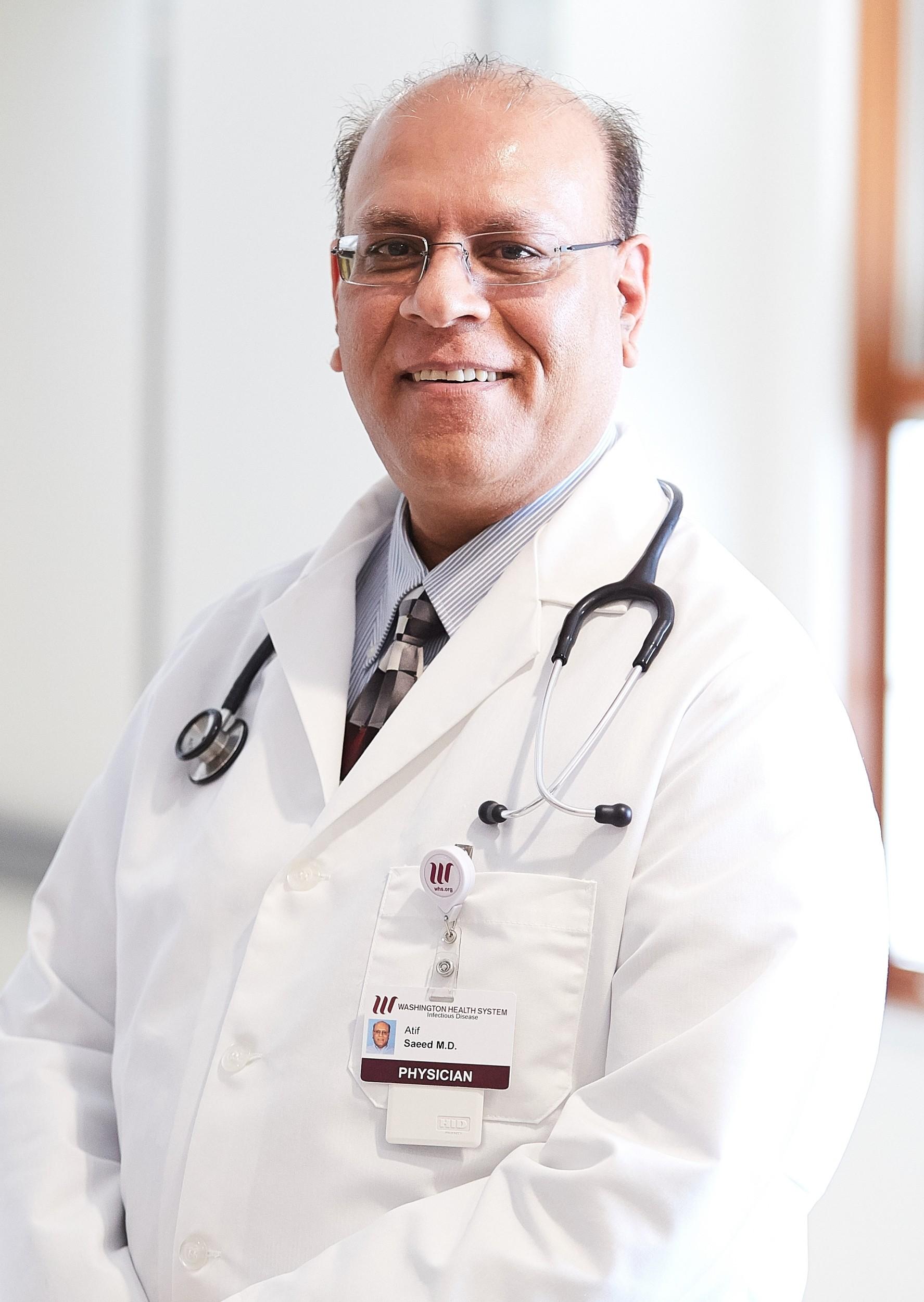 Dr. Saeed