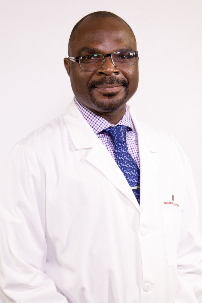 Photo of Richard O. Ajayi, M.D.