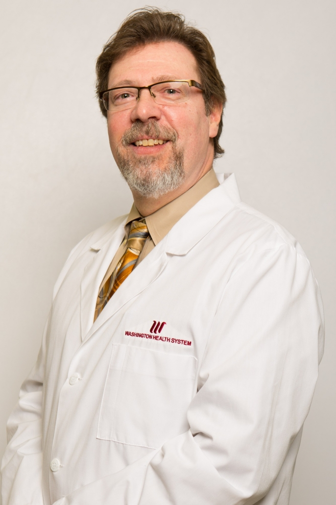 Photo of W. Paul Slomiany, M.D.