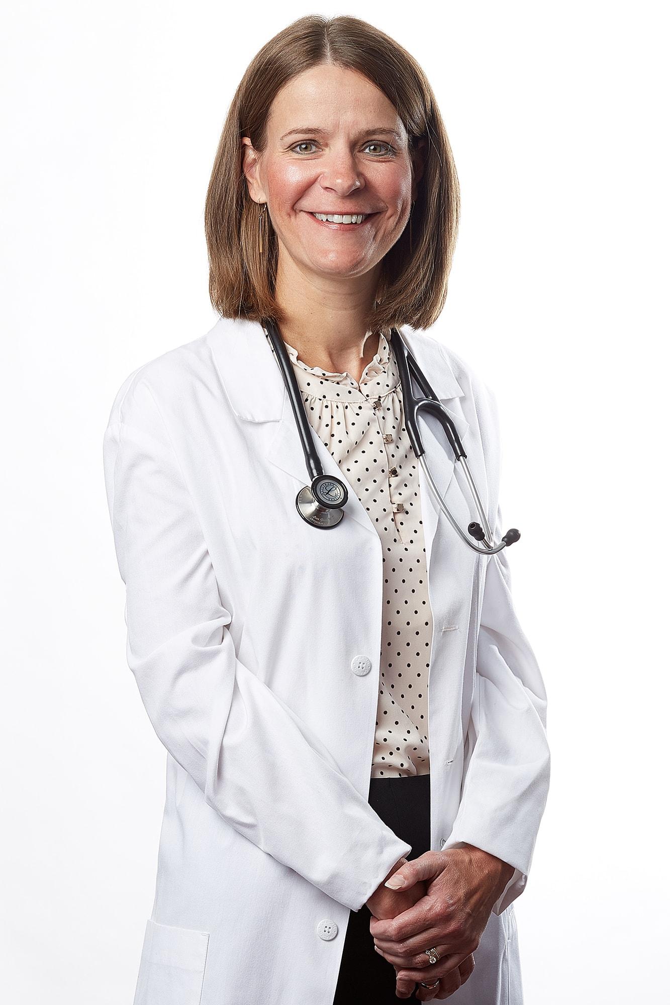 Photo of Doctor Lisa Goss