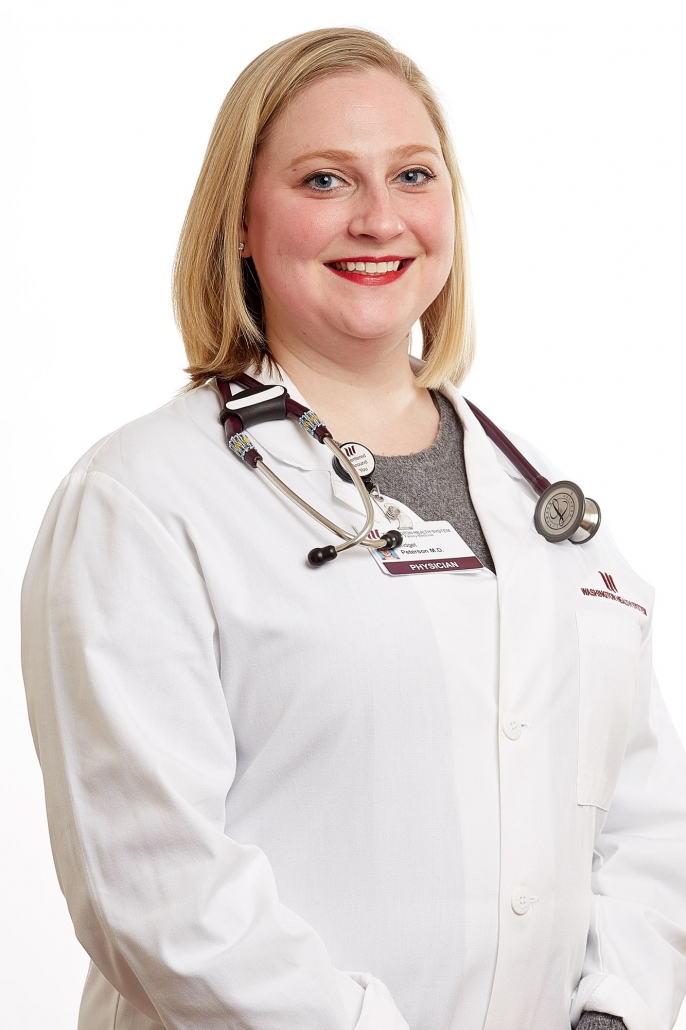 Photo of Bridget K. Peterson, M.D
