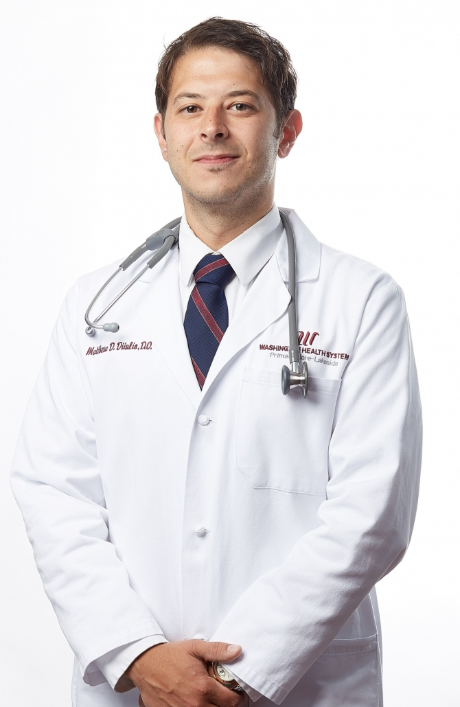 Photo of Doctor Matthew Diiulio