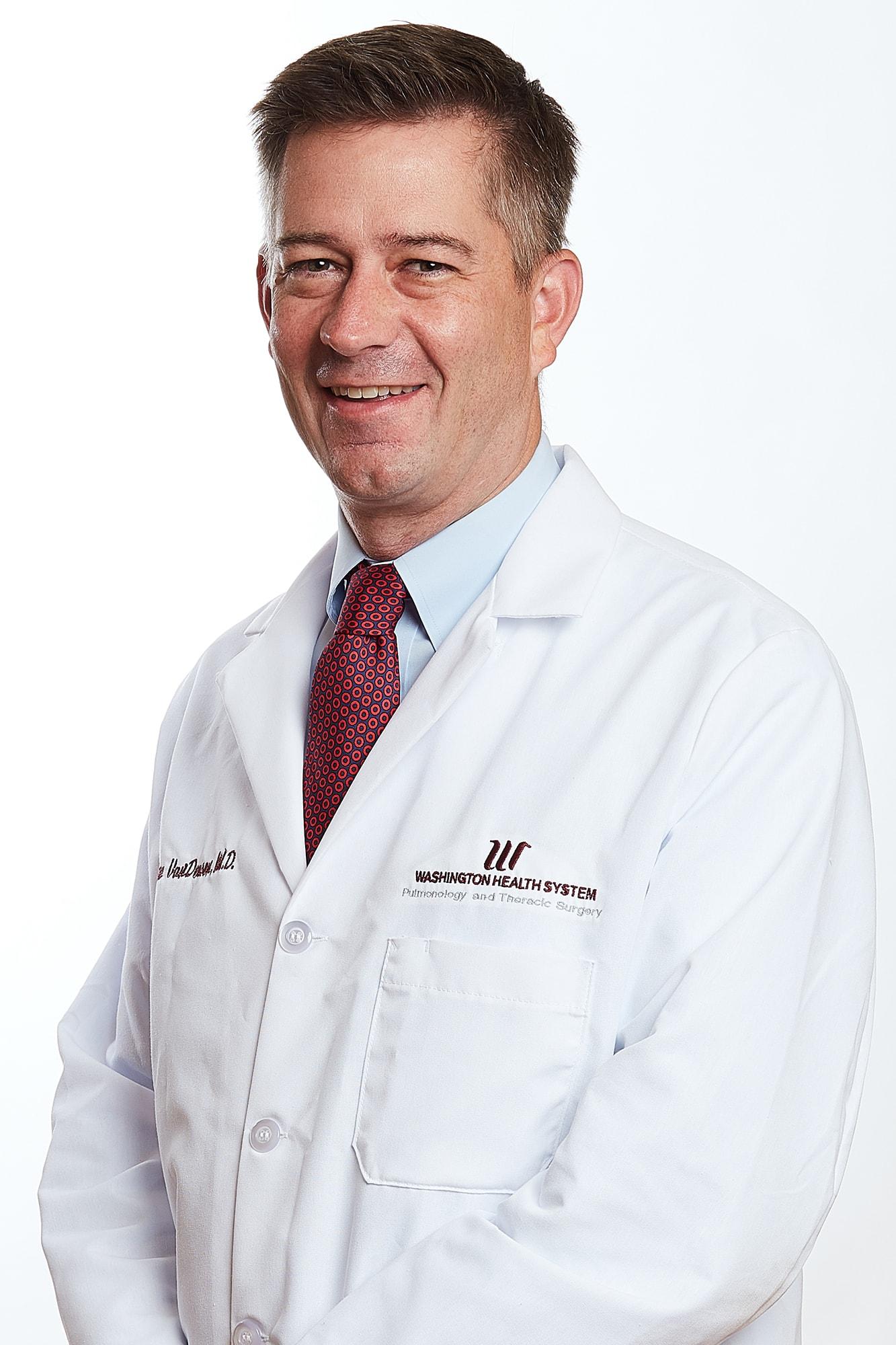 Photo of Mathew A. Van Deusen, M.D.