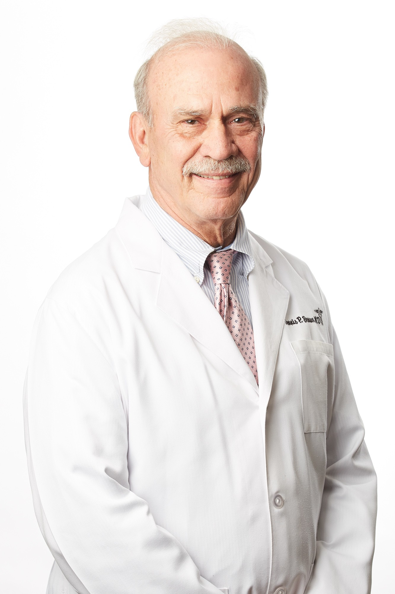 Photo of Dennis P. Brown, M.D.