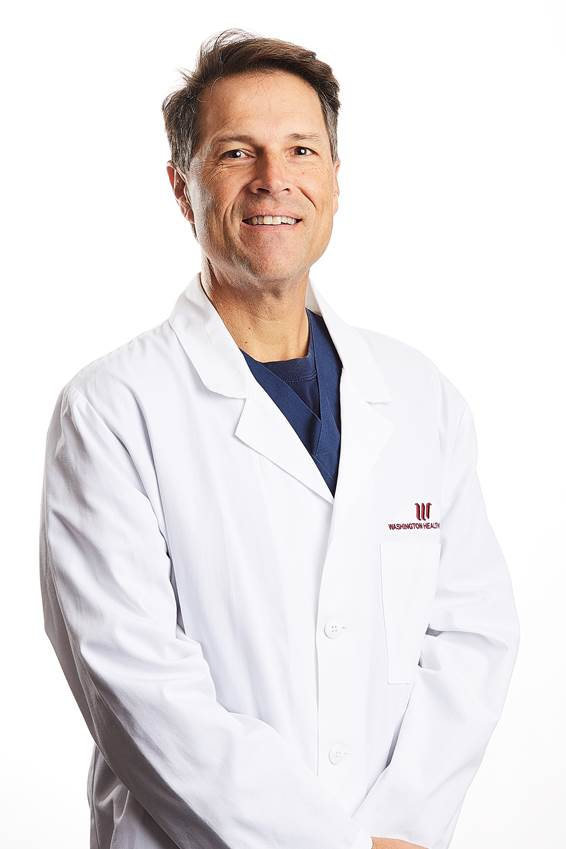 Photo of Doctor William Mitsos