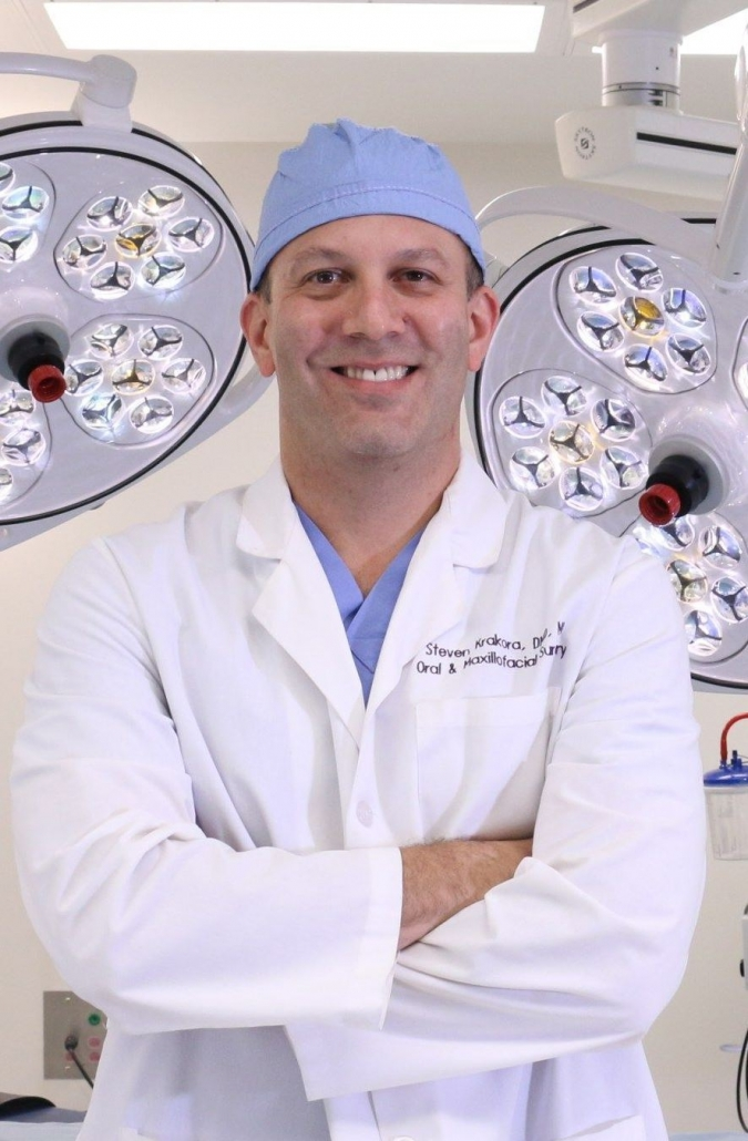 Photo of Steven Krakora, DMD, MD