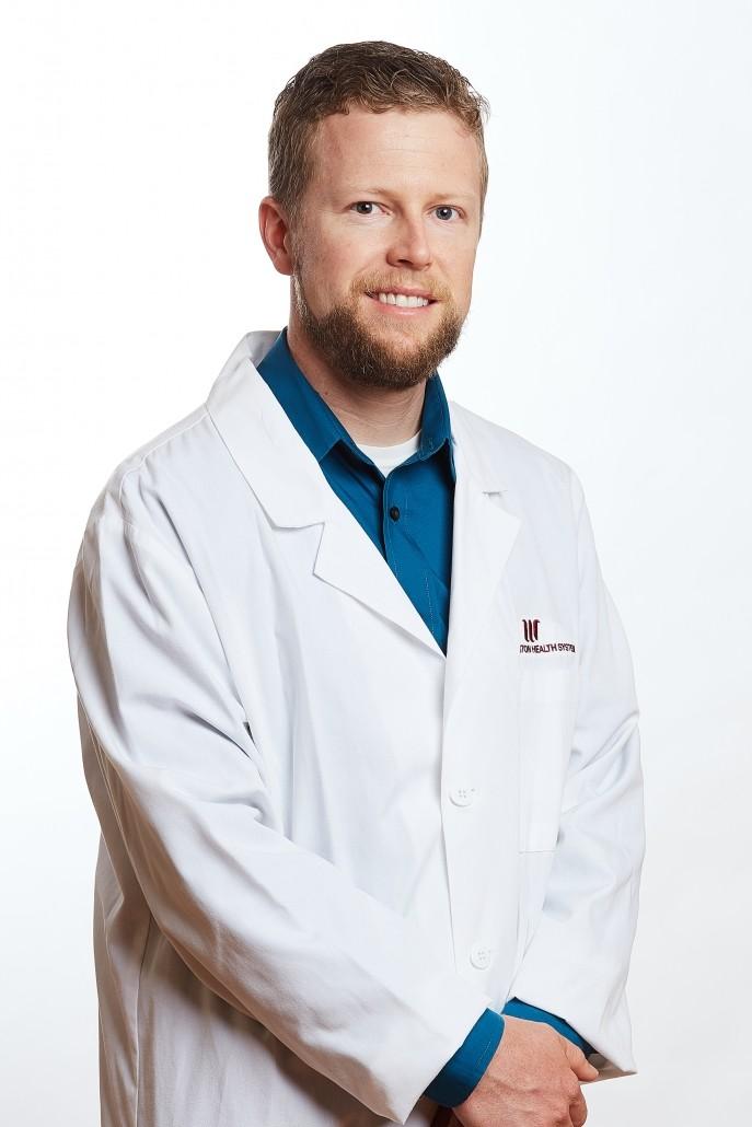 Doctor Nicholas Schenk