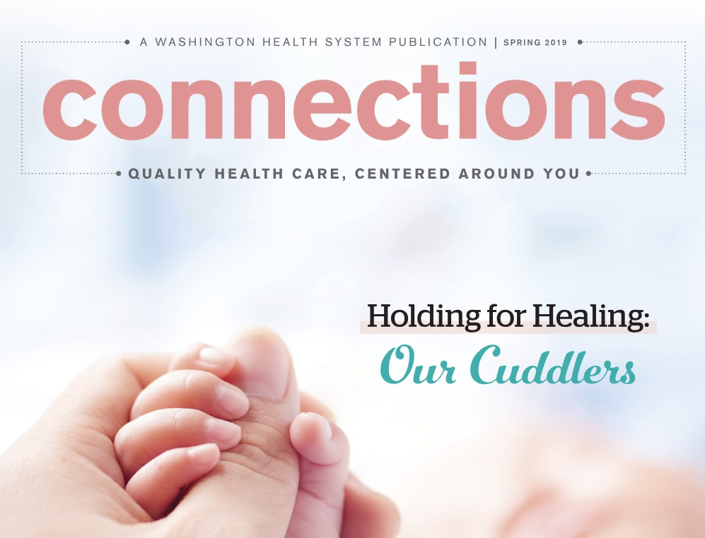 Connections Magazine, Spring 2019 Edition