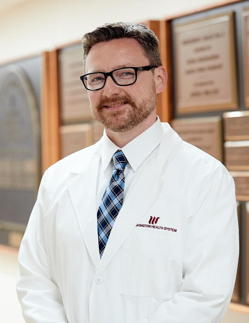 Photo of Doctor Christopher E. Kincaid
