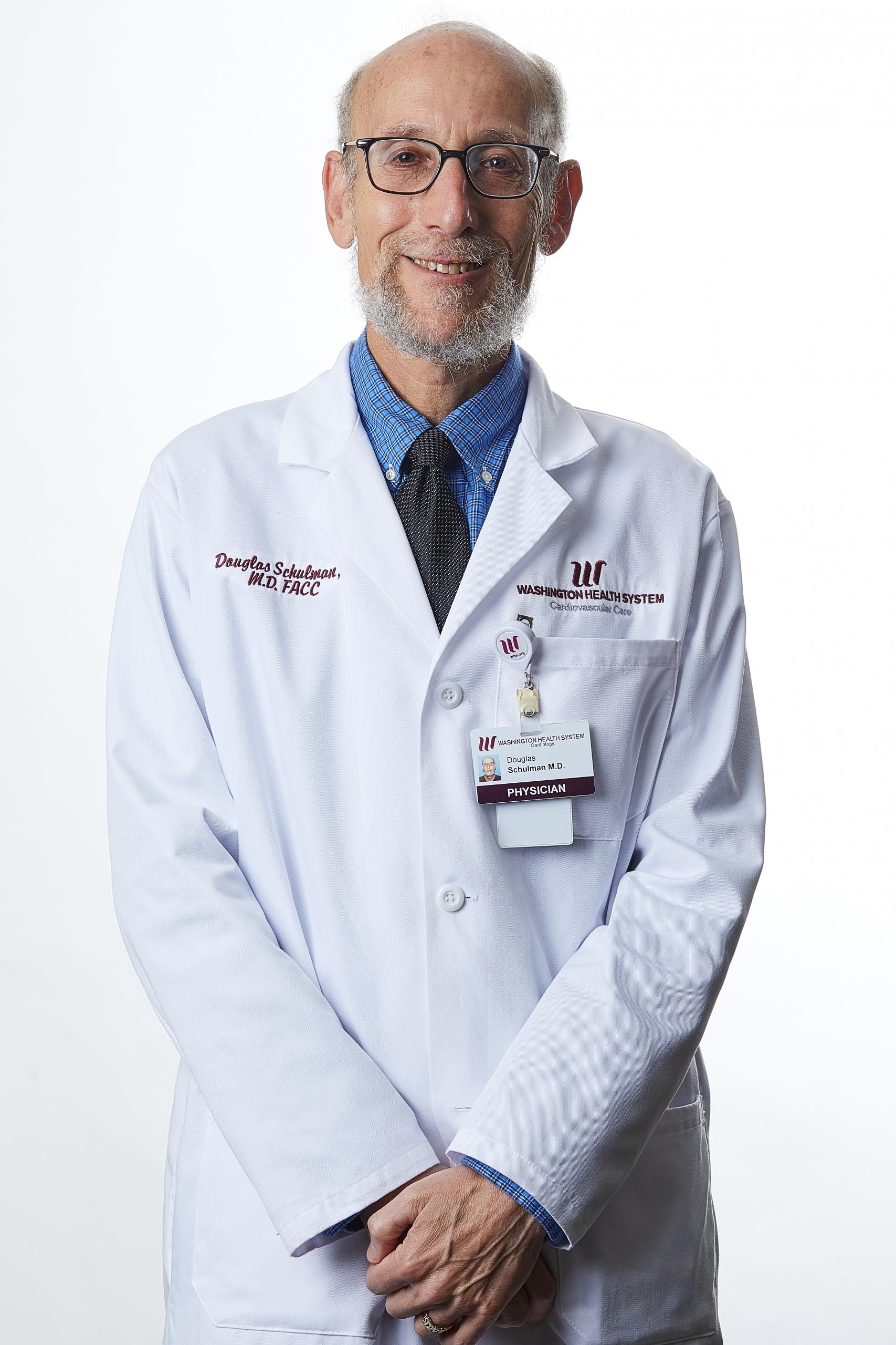 Photo of Doctor Douglas Schulman