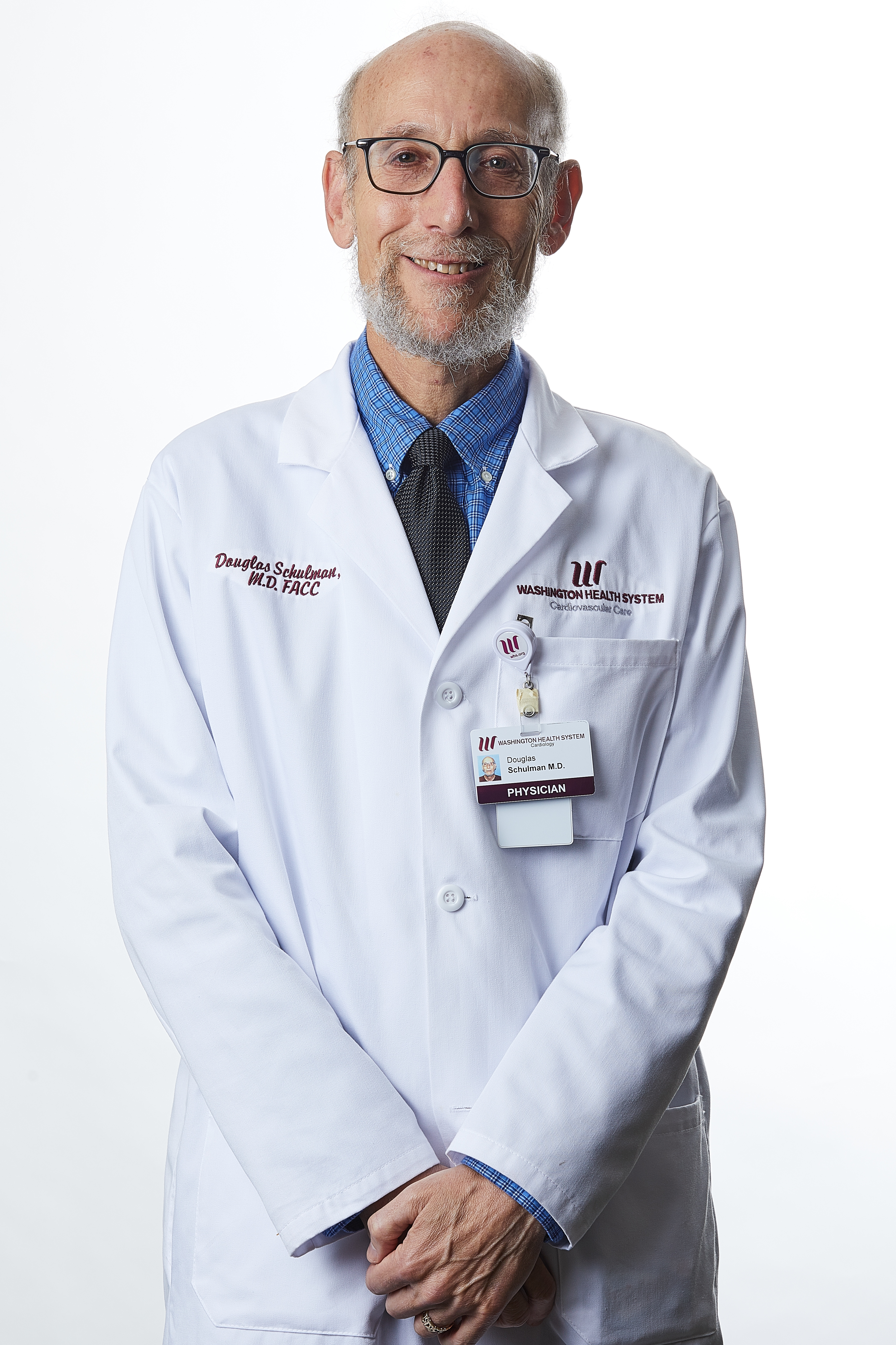 Photo of Doctor Douglas Schulman