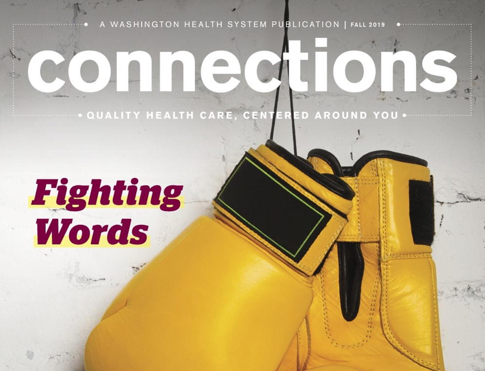 Connections Magazine, Fall 2019 Edition