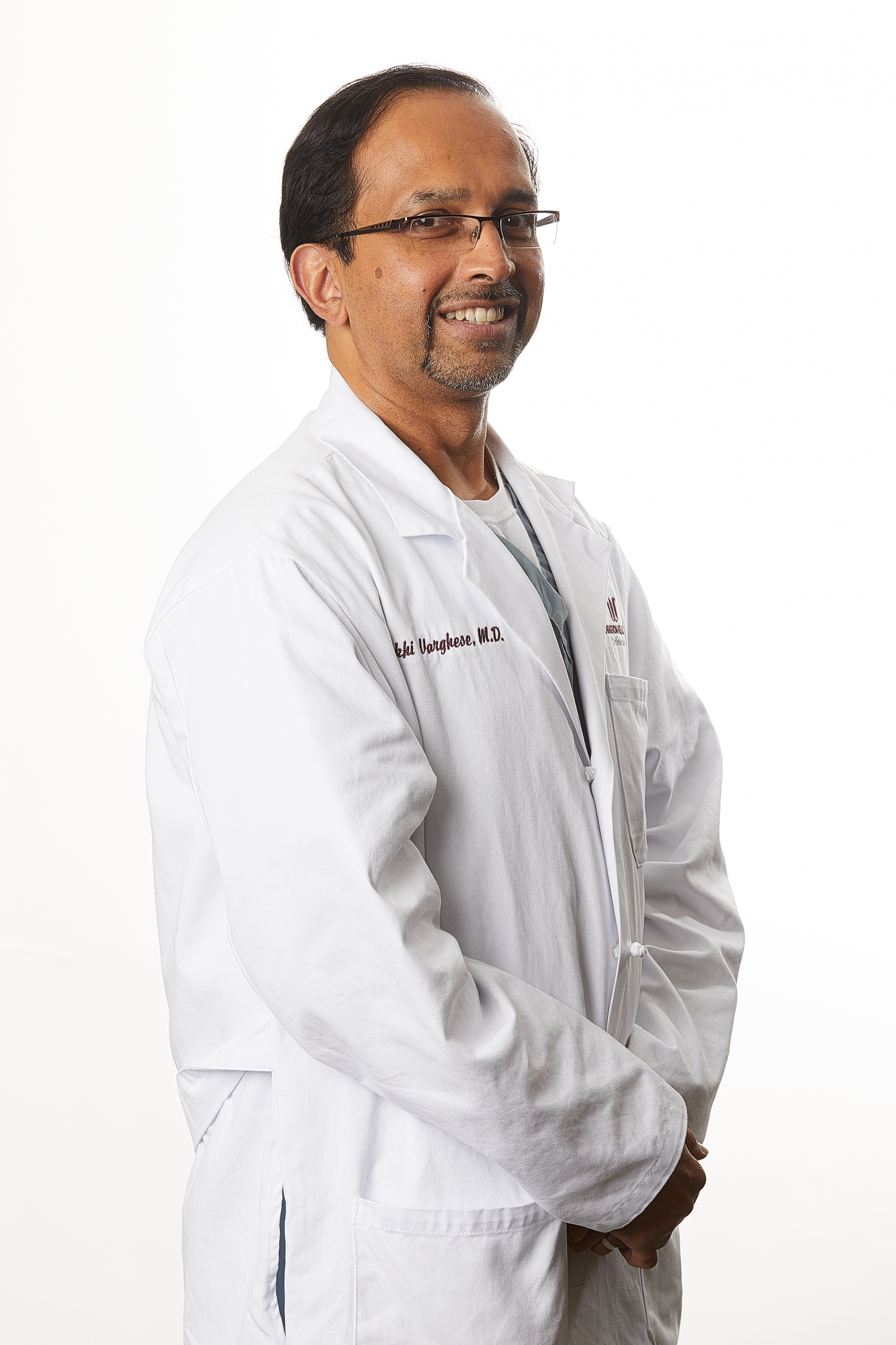 Photo of Doctor Rekhi Varghese