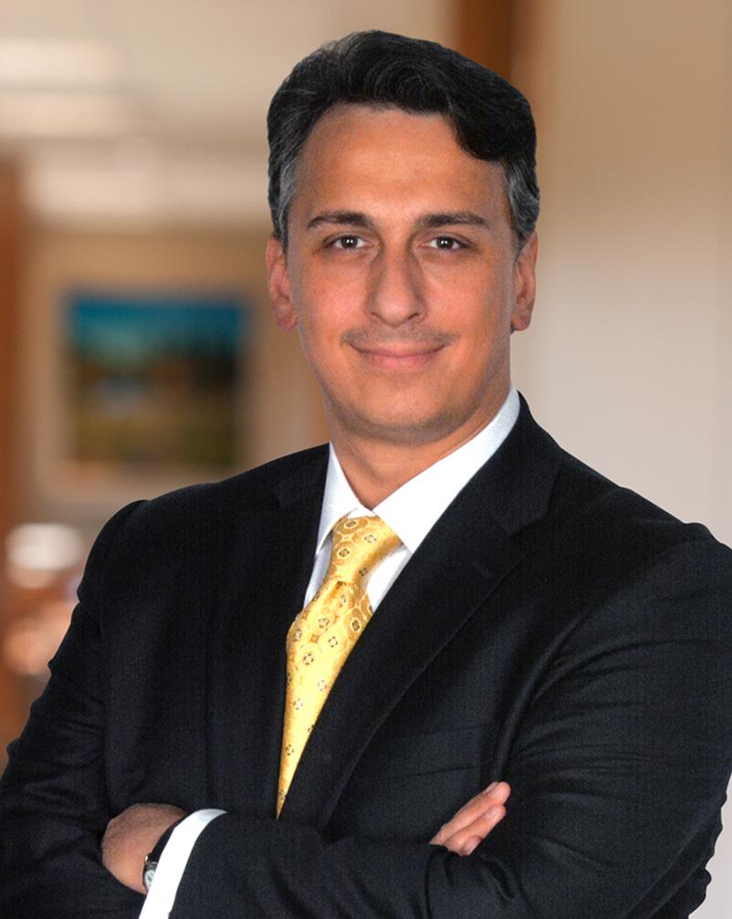 Photo of Doctor Ziad Ismael