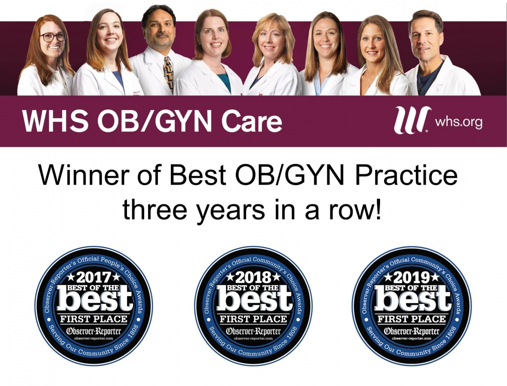 Winner of Best OB/GYN Practice