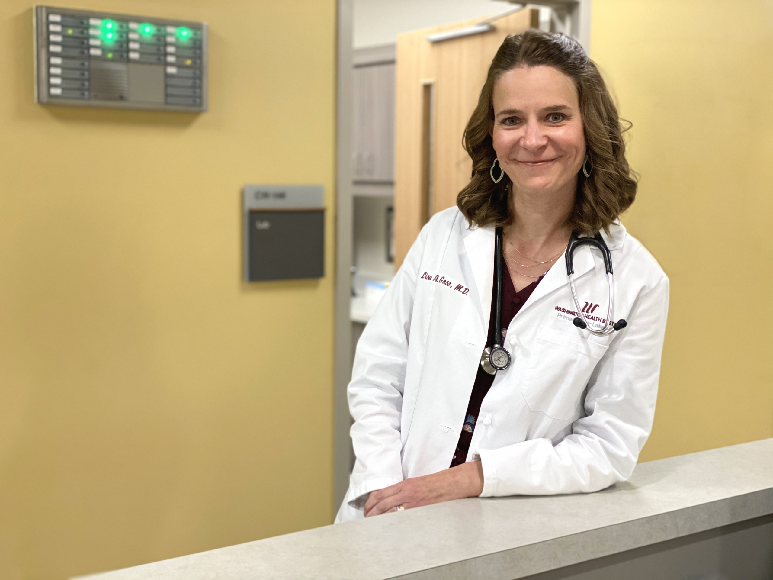 Lisa Goss, MD