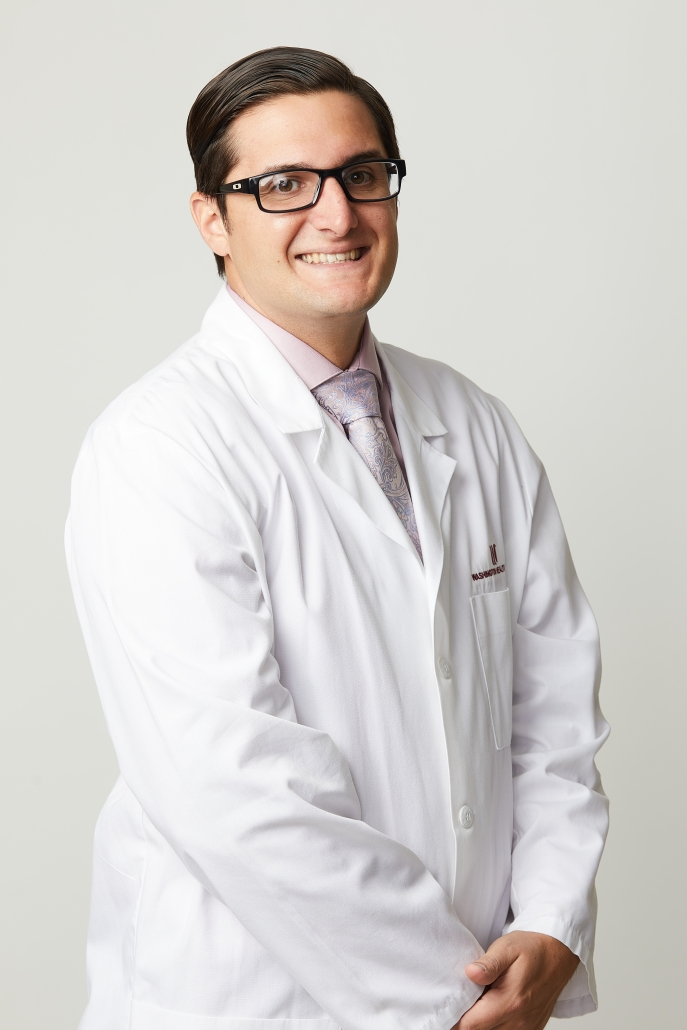 Photo of Doctor Damian Garcher