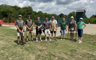 Sporting Clay Shoot